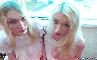 Sissy Wife Competition - Sasha de Sade and Jenny Flowers